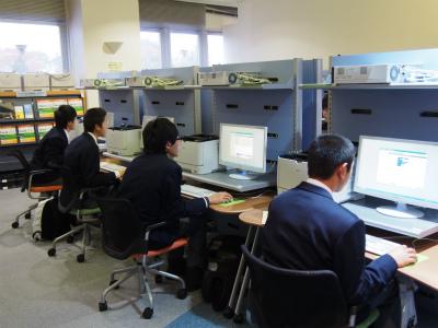 秋田県立西目高等学校の皆さんがいらっしゃいました : フレッシュワークAKITA ~スタッフブログ~