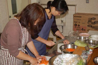 11/21 炊き出し訓練を実施_a0154110_1015125.jpg