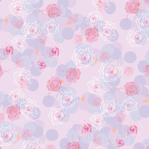 オリジナル rose pattern_f0172313_1942022.jpg