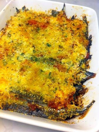イタリアンXmasレッスン♪・・・お魚と野菜でヘルシーに!_f0141419_8302422.jpg