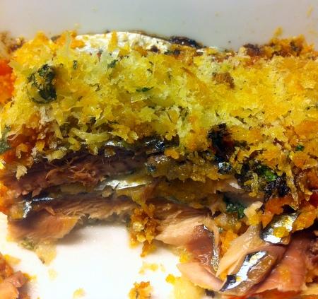イタリアンXmasレッスン♪・・・お魚と野菜でヘルシーに!_f0141419_8311533.jpg