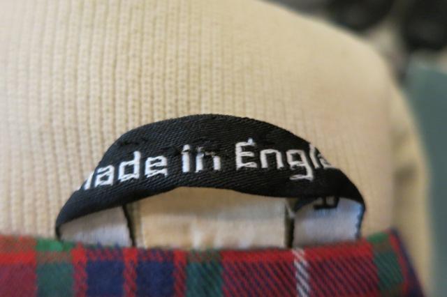 11/23(土)入荷!MADE IN ENGLAND バラキュータ JKT_c0144020_1561529.jpg