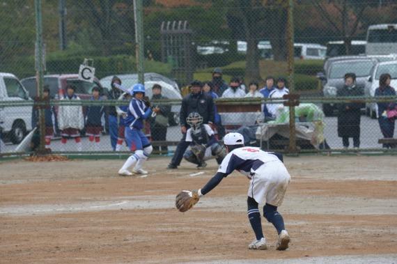 二本松大会 決勝戦_b0249247_2254242.jpg