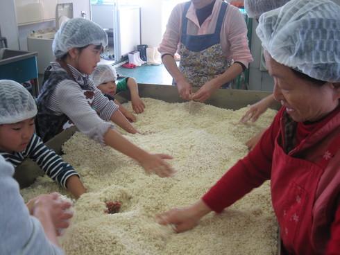 お味噌の手作り体験 in 三潴郡大木町_b0206253_15104572.jpg