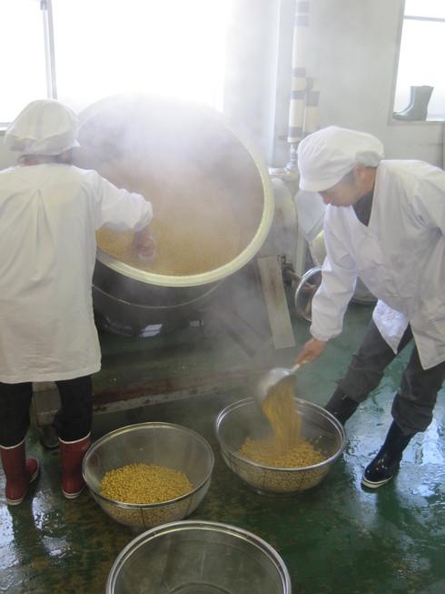お味噌の手作り体験 in 三潴郡大木町_b0206253_1513636.jpg