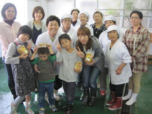 お味噌の手作り体験 in 三潴郡大木町_b0206253_15192535.jpg