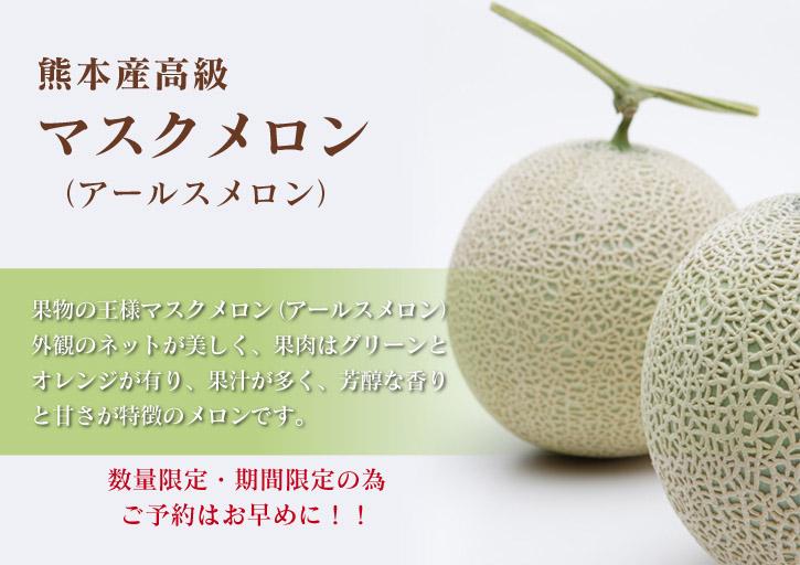 高級マスクメロン「アールスメロン」 初回出荷は12月6日(予定) 甘さと美味さを閉じ込めています!!_a0254656_197542.jpg