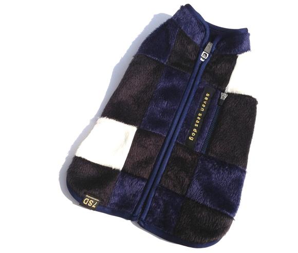 seven seas dog   patchwork jacket  セブンシーズドッグ パッチワーク     ジャケット_d0217958_1852727.jpg