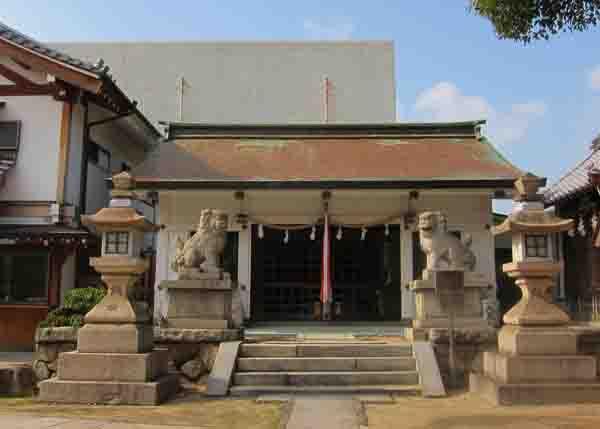 「王子」を見守る神社 王子神社_a0045381_143034100.jpg