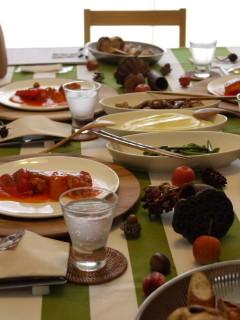 パルケ先生9月 Dish Class「鶏のトマトソース煮込みでビストロ風ランチ」_e0159185_10423527.jpg