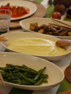 パルケ先生9月 Dish Class「鶏のトマトソース煮込みでビストロ風ランチ」_e0159185_1043581.jpg
