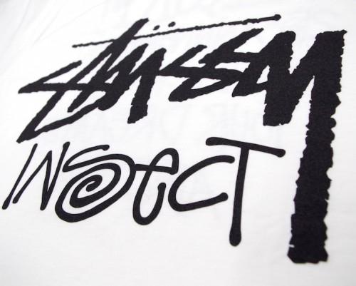 STUSSY × INSECT 25th anniversary TEE発売!!!!_e0124490_16463880.jpg