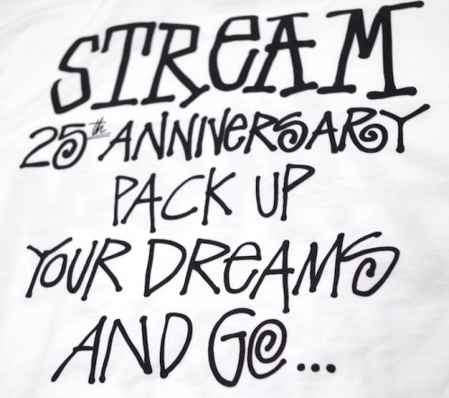 STUSSY × INSECT 25th anniversary TEE発売!!!!_e0124490_16464033.jpg