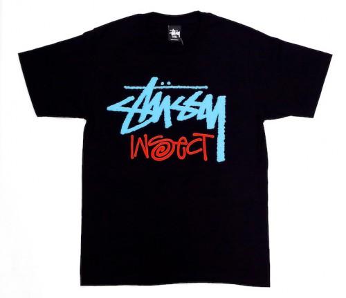 STUSSY × INSECT 25th anniversary TEE発売!!!!_e0124490_16464530.jpg