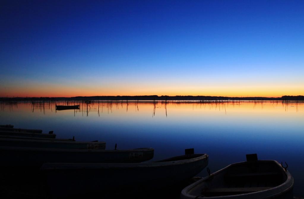 印旛沼ブルーモーメントの夜明け_b0083801_0422474.jpg
