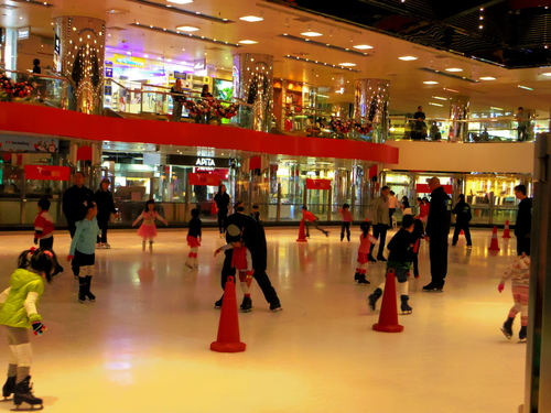 香港でスケート?!―Cityplaza Ice Palace体験_e0123104_23413473.jpg