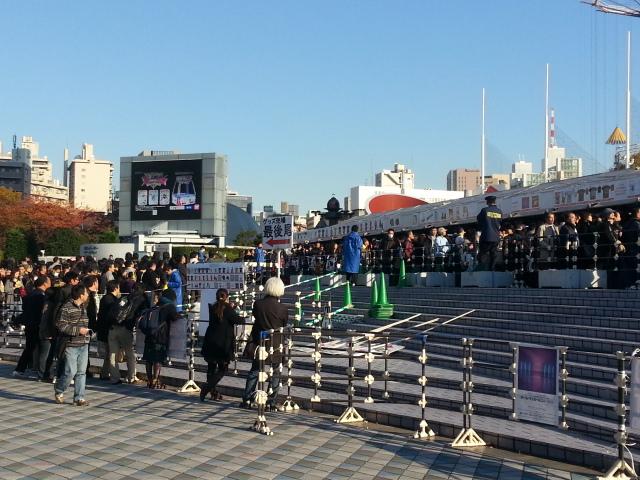 2013年11月21日 PAUL McCARTNEY OUT THERE JAPAN TOUR 最終日@東京ドーム_b0042308_0562867.jpg