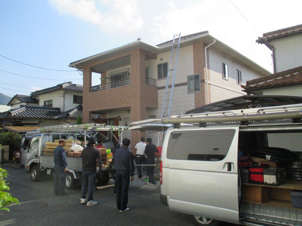 H様邸(安佐北区くすの木台)太陽光発電システム工事_d0125228_7594960.jpg