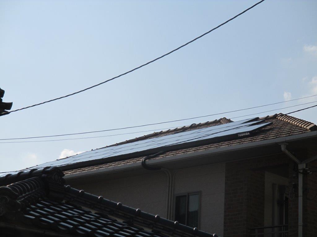 H様邸(安佐北区くすの木台)太陽光発電システム工事_d0125228_854090.jpg
