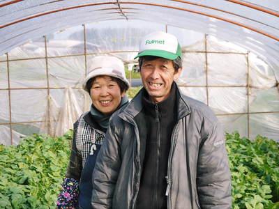 「長尾農園」 安全・安心・美しさにこだわった長尾ブランドの野菜たち_a0254656_18323299.jpg