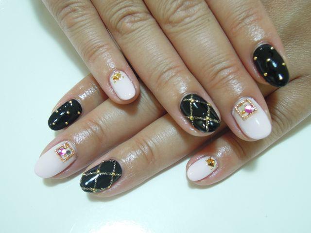 Pink × Black_a0239065_10191735.jpg