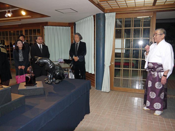 明日11月24日から奥西稀生木彫展:鎌倉宮アートスペース_c0014967_1016841.jpg
