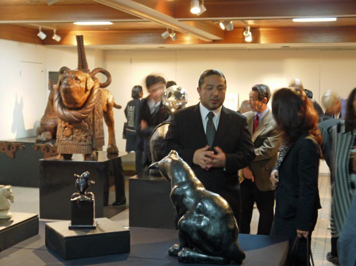 明日11月24日から奥西稀生木彫展:鎌倉宮アートスペース_c0014967_10225229.jpg