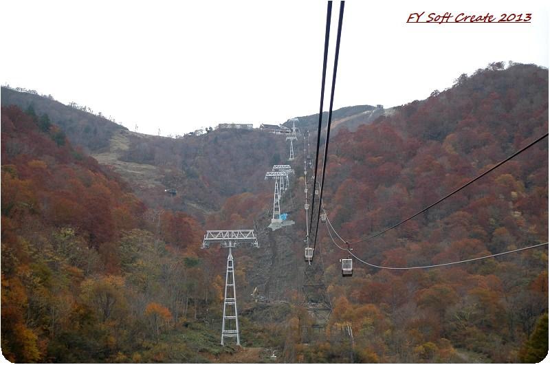 ◆ 紅葉の谷川岳から那須高原へ (2004年10月)_d0316868_21404529.jpg