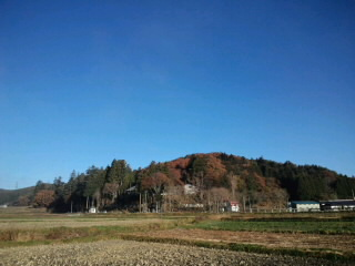 11月23日の川内村_d0027486_8142910.jpg