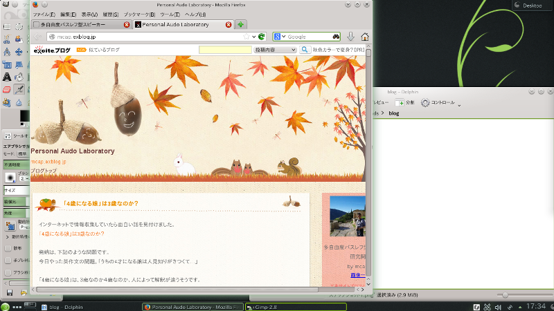 OpenSUSE13.1を導入してみました_a0246407_17383376.png