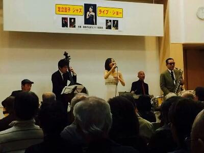 我孫子コンサート〜明日は銀座りぼん_f0178313_19441093.jpg