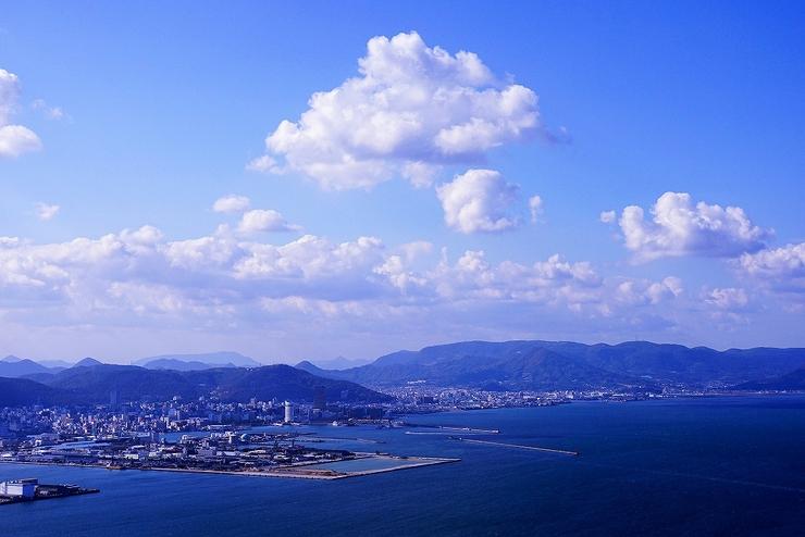屋島山上から <α7作例>_b0297818_0412067.jpg