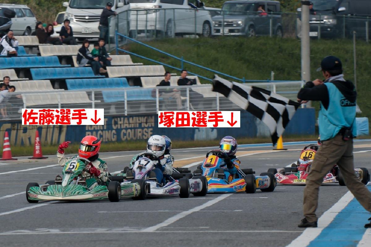 【速報】全日本カート選手権2013_c0224820_18171752.jpg