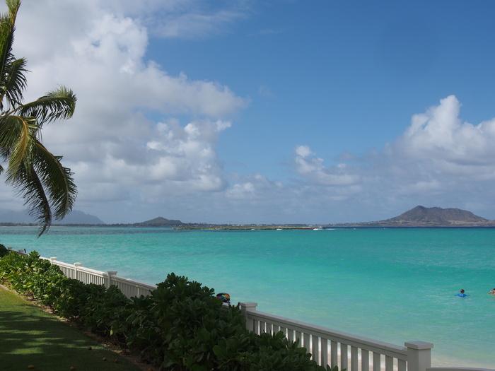 2013 10月 ハワイ(31)  ラニカイビーチへ  幸せ〜_f0062122_11251100.jpg
