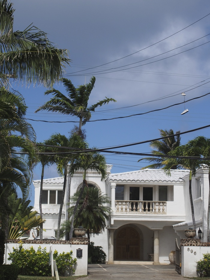 2013 10月 ハワイ(31)  ラニカイビーチへ  幸せ〜_f0062122_123722.jpg