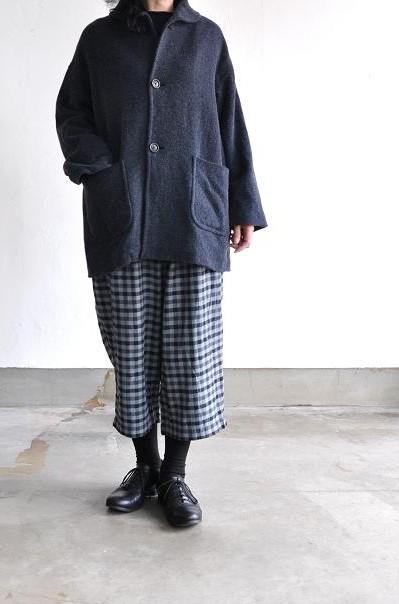 jujudhau/ズーズーダウ DUMPY PANTS