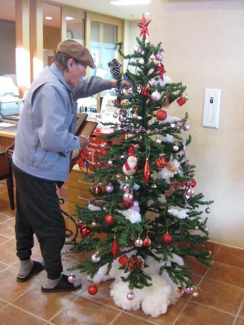 クリスマスツリー_e0163042_14481629.jpg