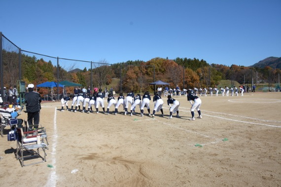 福島選抜VS東稜高校_b0249247_1654040.jpg