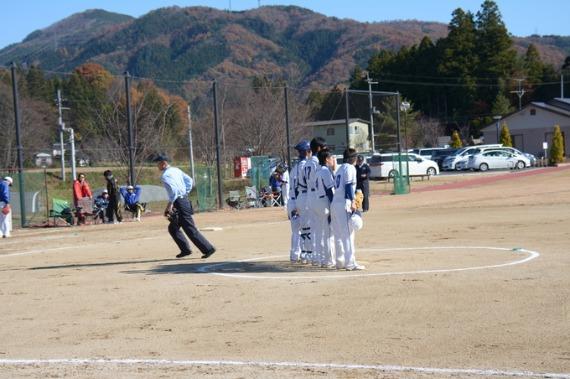 福島選抜VS東稜高校_b0249247_16542229.jpg