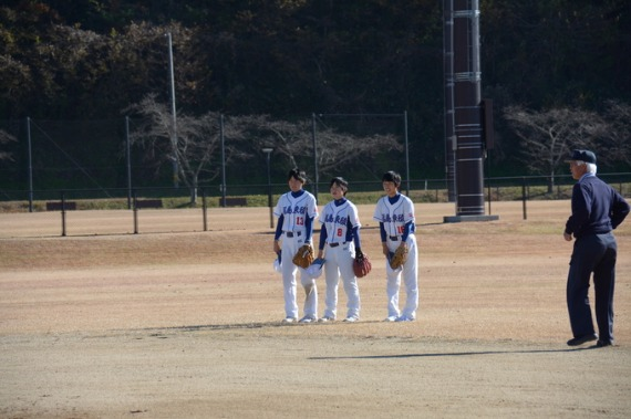 福島選抜VS東稜高校_b0249247_16544045.jpg