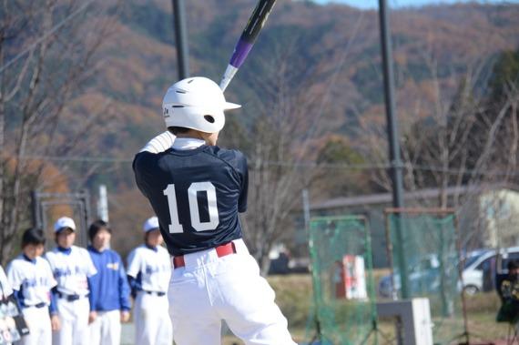 福島選抜VS東稜高校_b0249247_16551684.jpg