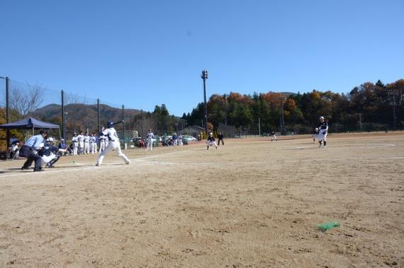 福島選抜VS東稜高校_b0249247_16555744.jpg