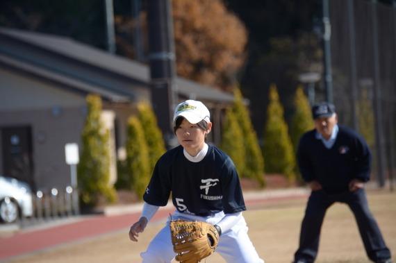 福島選抜VS東稜高校_b0249247_16561762.jpg