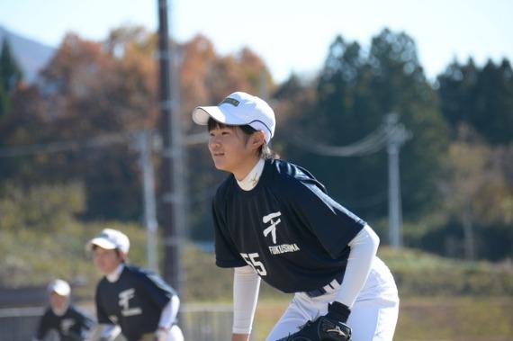 福島選抜VS東稜高校_b0249247_16563954.jpg