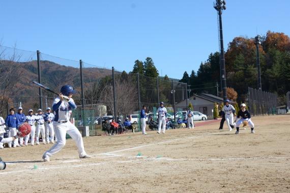 福島選抜VS東稜高校_b0249247_16593590.jpg