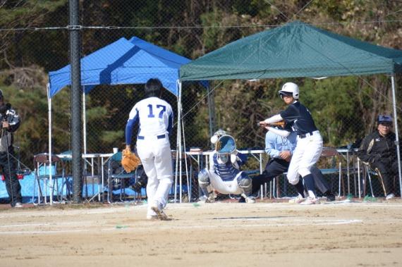 福島選抜VS東稜高校_b0249247_1702020.jpg