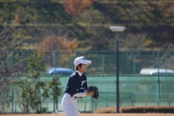 福島選抜VS東稜高校_b0249247_1711321.jpg