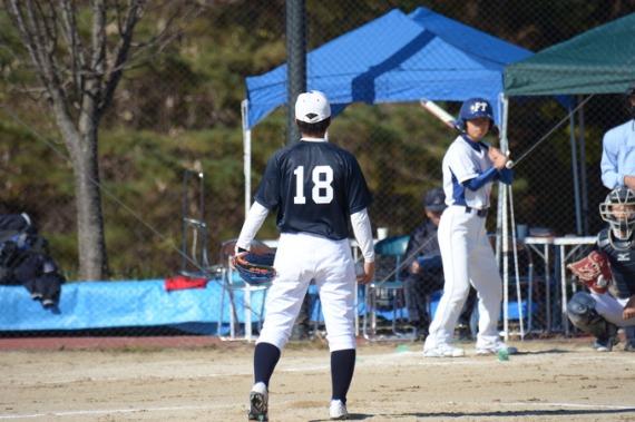 福島選抜VS東稜高校_b0249247_1723450.jpg