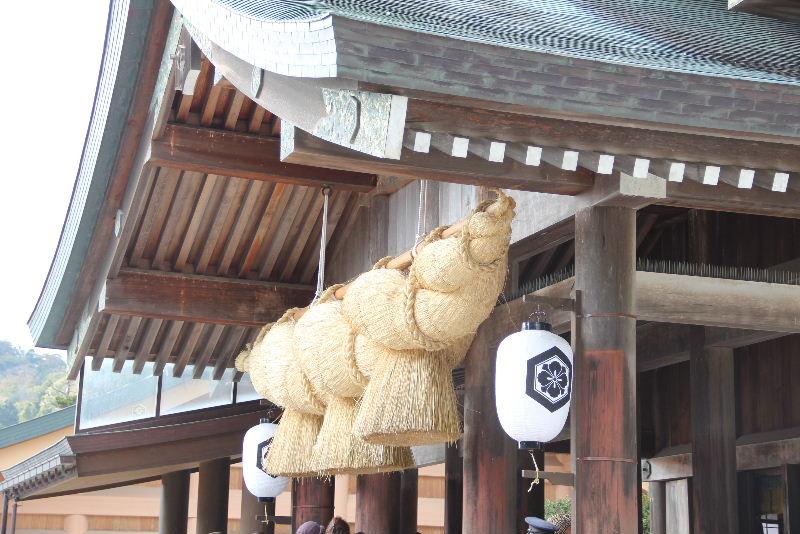 日本神話の旅 【出雲大社】_c0011649_6322235.jpg