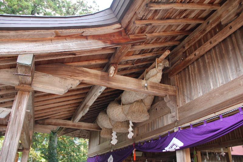 日本神話の旅 【須佐神社】_c0011649_7105288.jpg
